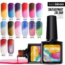 Modelones UV Nail Gel Temperature Color Changing Art Chamele