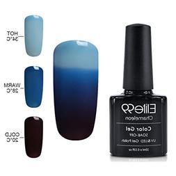 Elite99 UV LED Thermal Temperature Color Changing Gel Nail P