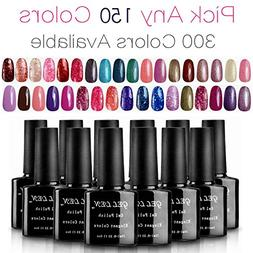 Gellen Whole Sale Pick Any 150 Colors from 300 Colors Soak O
