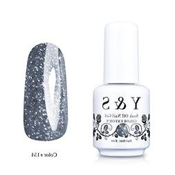 Yaoshun Gelpolish, Soak-off  UV LED Nail Art/Beauty Care Seq